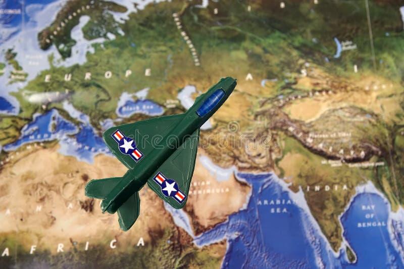 2空军 免版税库存照片