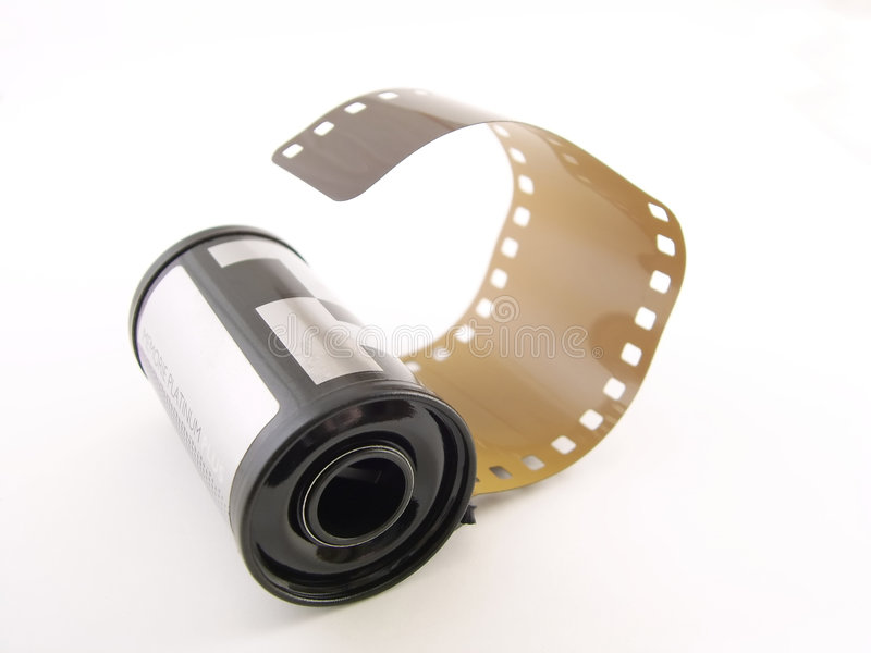 2 35mm film royaltyfri fotografi