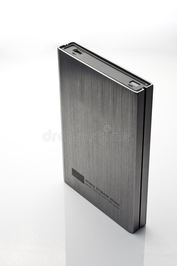 2.5 disque dur photographie stock