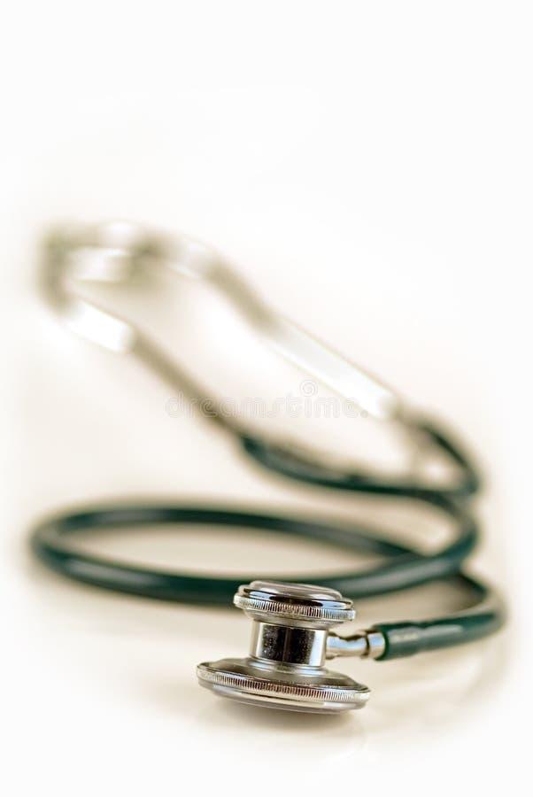 2 8听诊器 库存照片