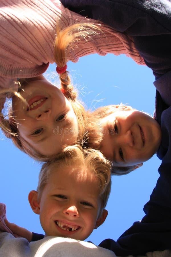 2 aktywnego dzieciaka obrazy royalty free
