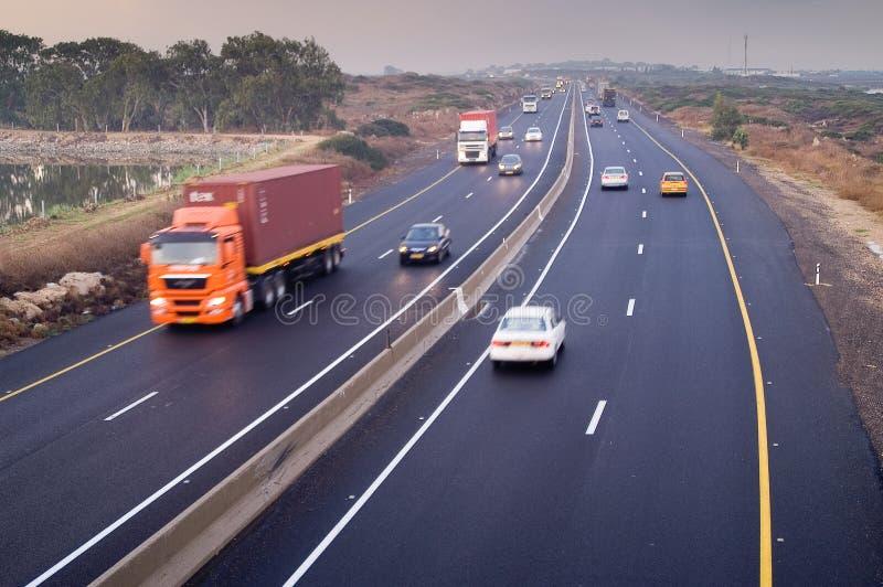 2 autostrada zdjęcia stock