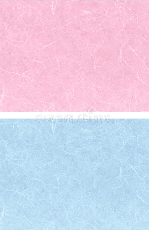 2 Background Blue Pink Stock Photo