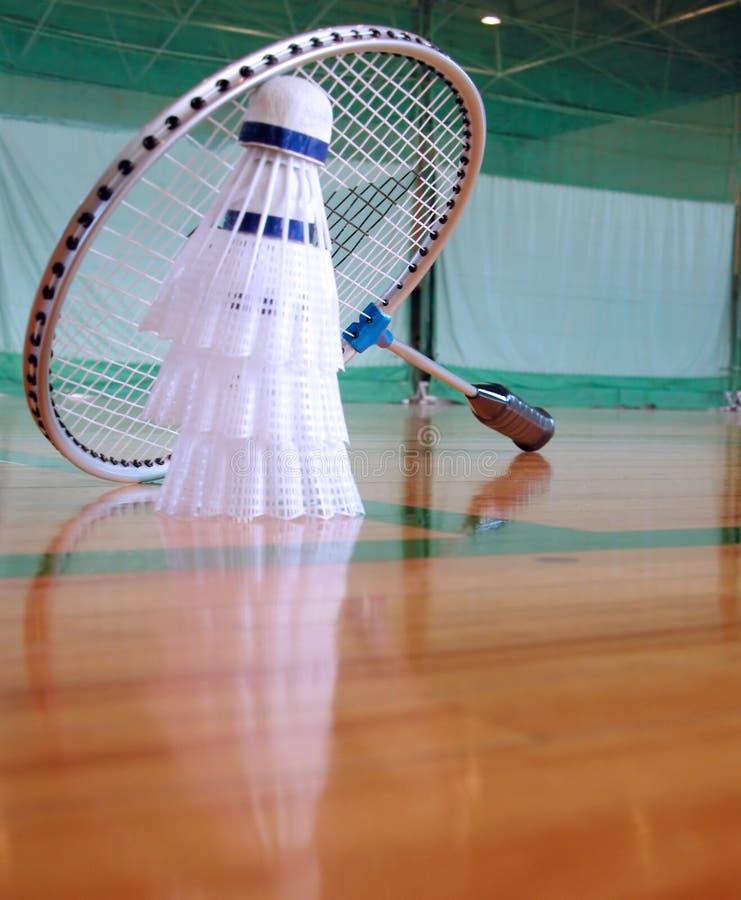 2 badminton fotografia stock