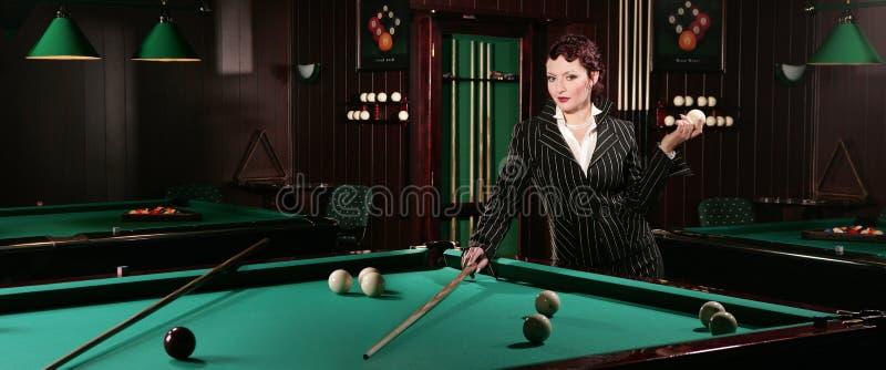 2 billiards zdjęcie stock