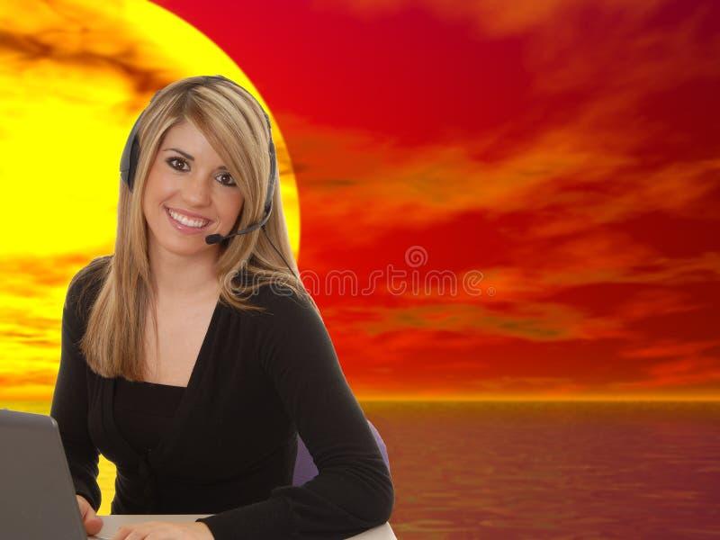 2 bizneswomanu young zdjęcia stock