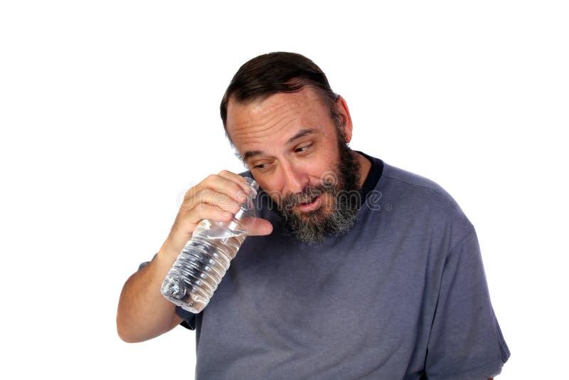 2 butelek obserwatora zdjęcia stock