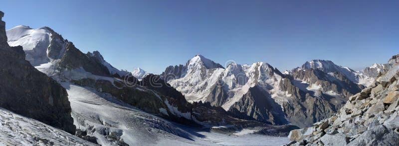 2 Caucasus zdjęcia royalty free