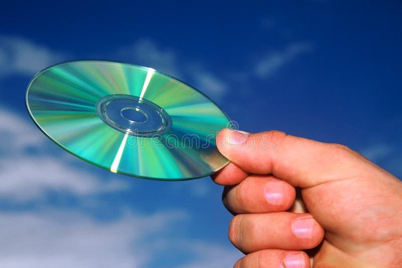 2 CD-ROM 库存照片