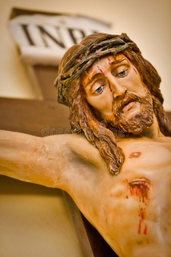 2 christ jesus royaltyfri fotografi