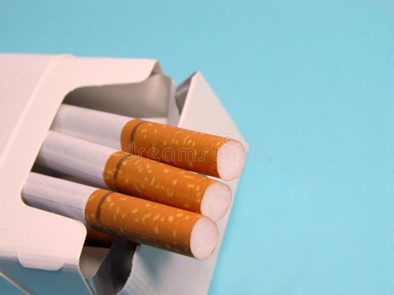 2 Cigaretter Arkivbilder