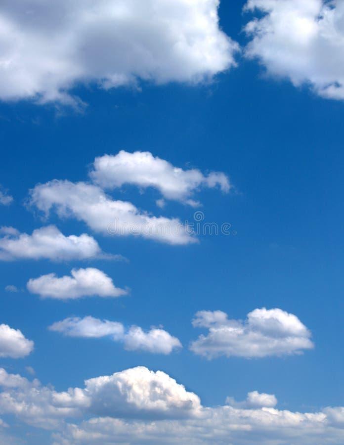 2 cloudscape obrazy stock