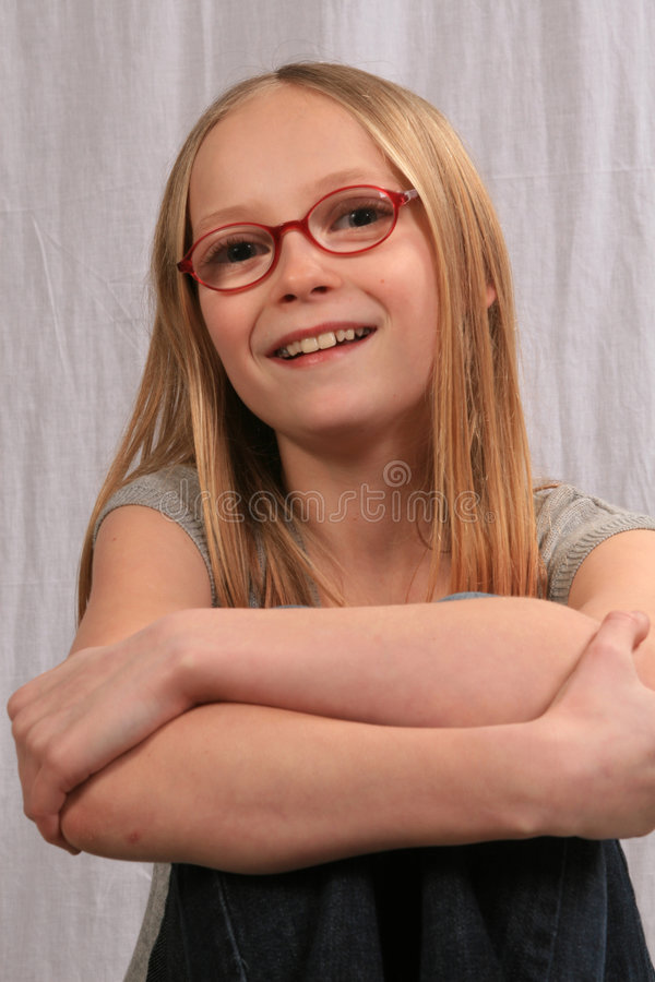2 de l'adolescence heureux image libre de droits