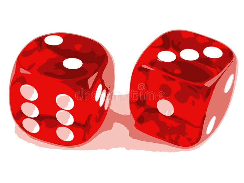 Download 2 dice showing 2 and 3 stock photo. Image of jackpot, debts - 3217422