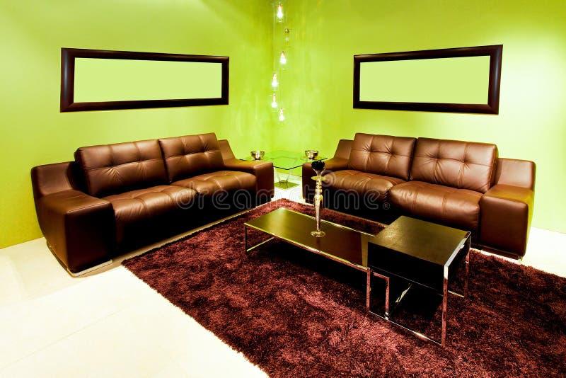 2 domowy pokój zdjęcie stock