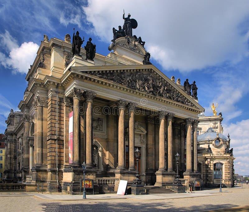 2 Dresden żadny widok obrazy stock