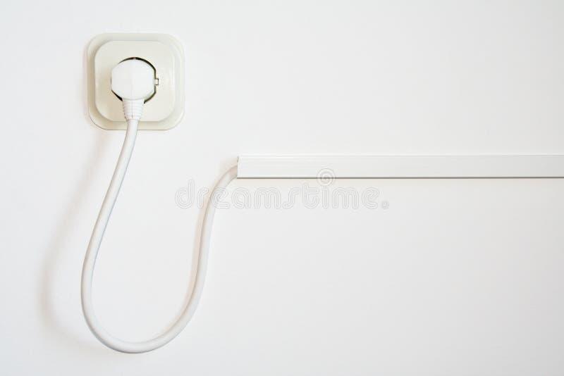 2 energii elektrycznej zdjęcie stock