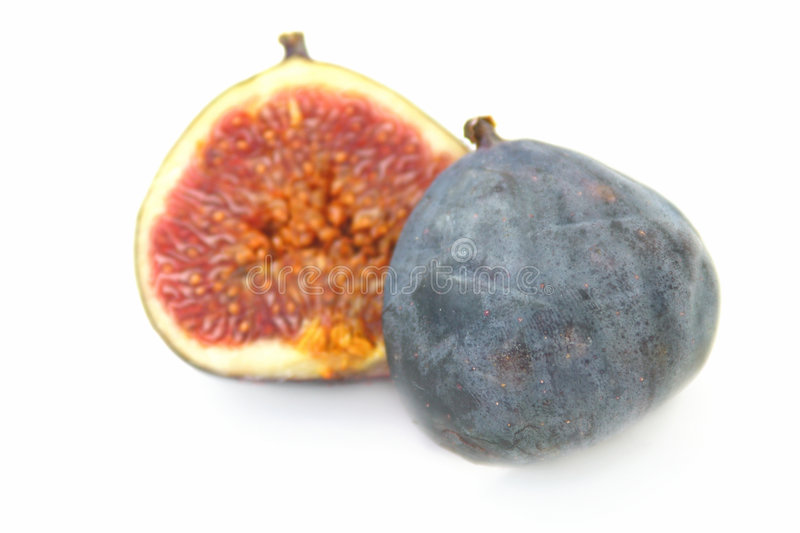 2 fig fotografia stock