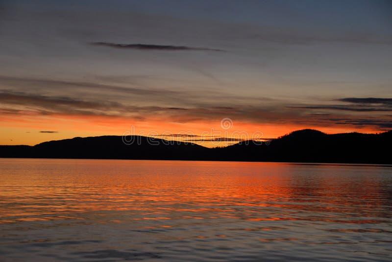 2 francois湖 库存图片