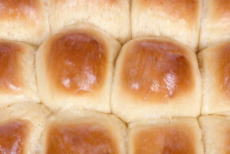 2 fresh rolls στοκ φωτογραφία με δικαίωμα ελεύθερης χρήσης