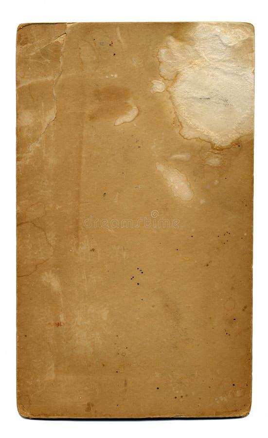 2 grunge纸葡萄酒 免版税库存图片