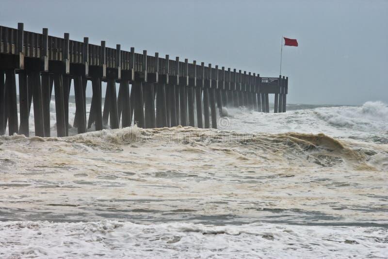 2 hurricane ike number στοκ εικόνες