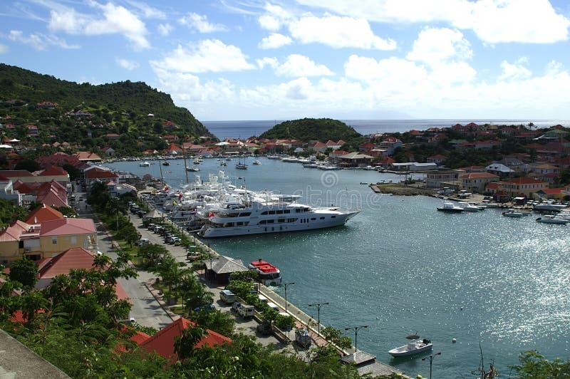 2 jachtu zdjęcie royalty free
