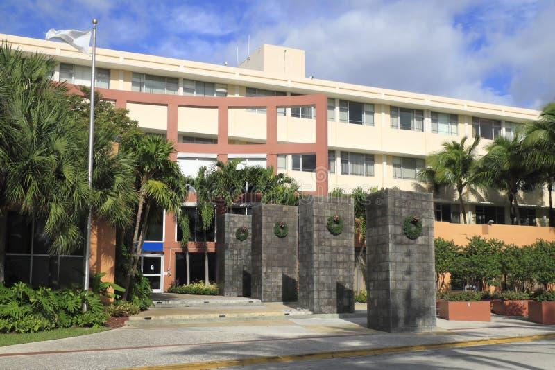 2 Johnson Miami uniwersytet Wales obraz stock
