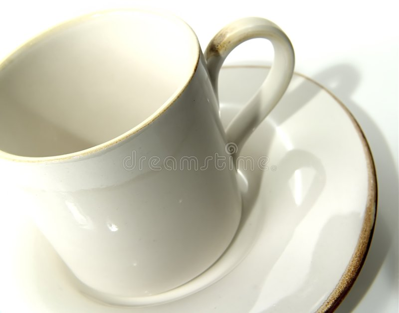 2 Kaffekopp Royaltyfri Foto