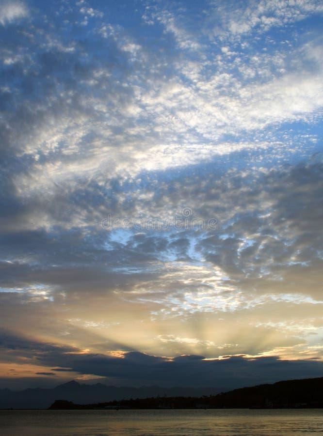 2 Kamchatka słońca zdjęcia royalty free