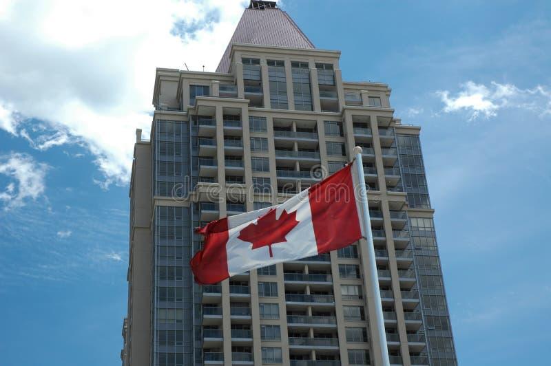 2 kanadyjczyków urzędu fotografia royalty free