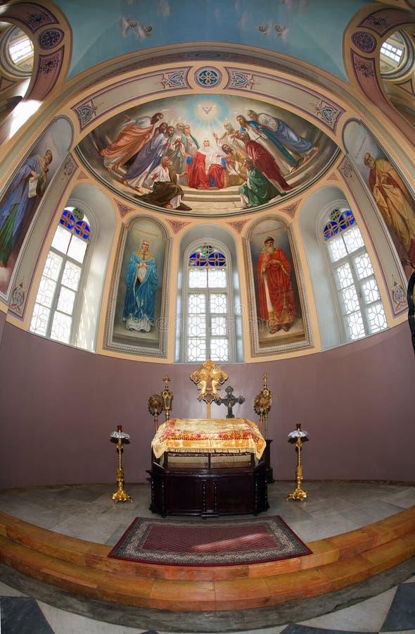 2 katedralnego troitsky obrazy stock