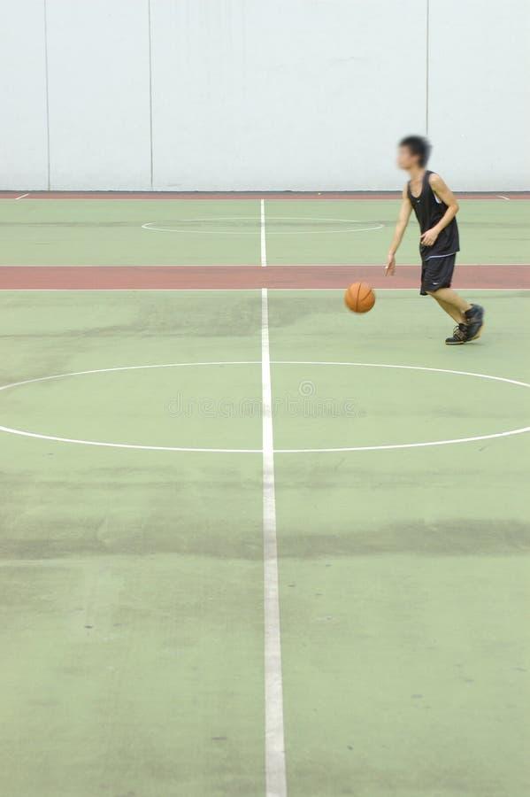 2 koszykówki obrazy royalty free
