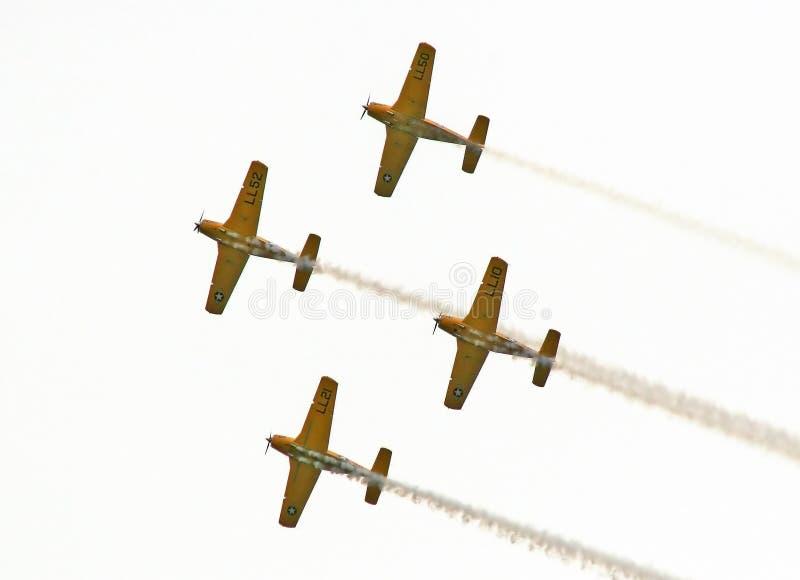 Download 2 Marynarki Aerobatic Zespołu Ilustracji - Ilustracja złożonej z demonstracje, lotnictwa: 135446