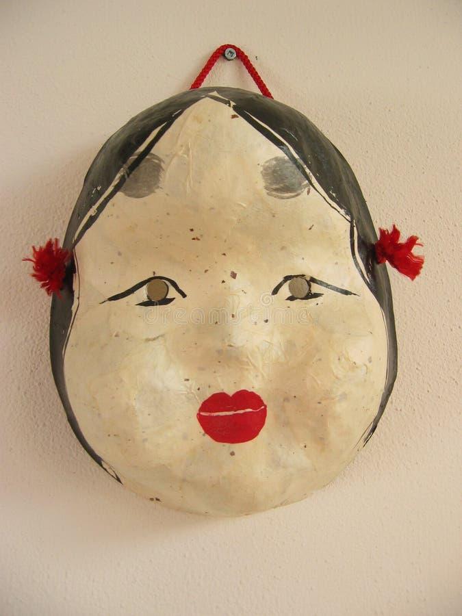 2 Maska Japończyków Zdjęcia Stock