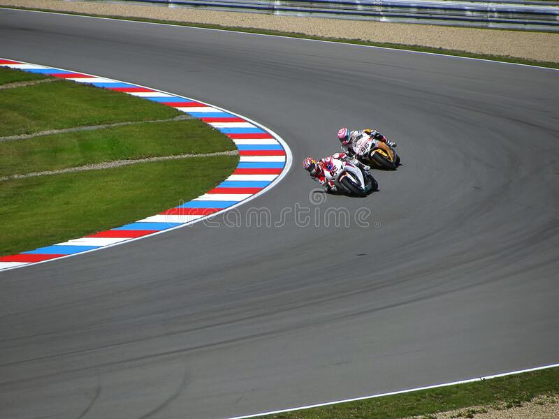2 Motorcycle Racing On Asphalt Road During Daytime Free Public Domain Cc0 Image