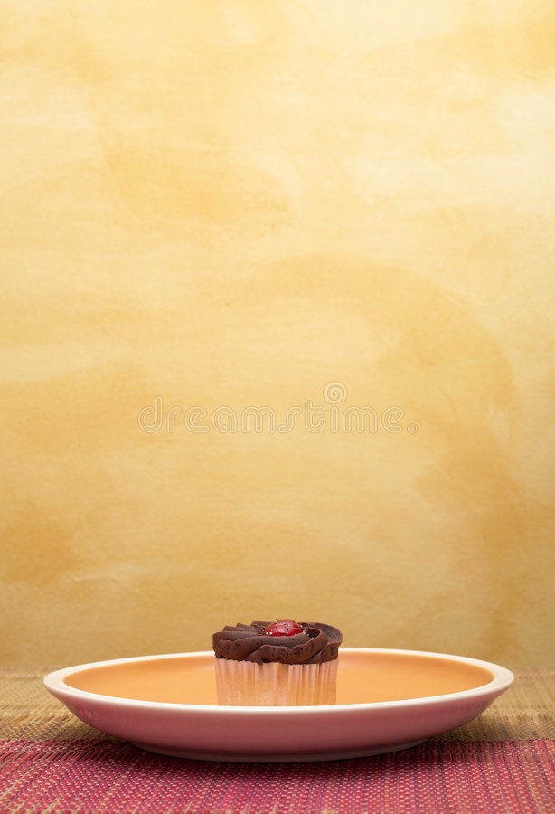 2 muffiner royaltyfri bild
