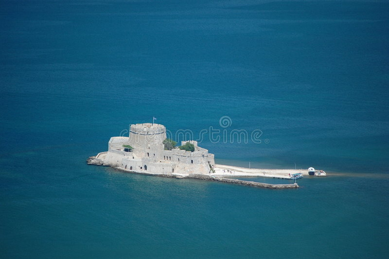 2 nafplion Greece obraz royalty free