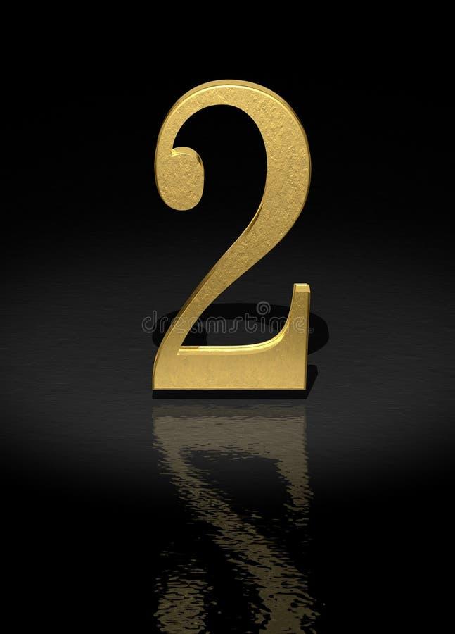 2 numery