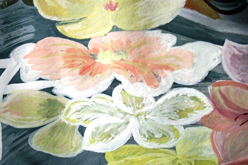 2 obraz abstraktów ilustracja wektor