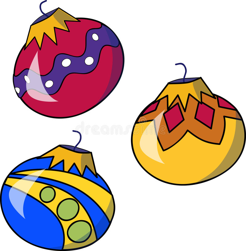 2 ornament royalty ilustracja