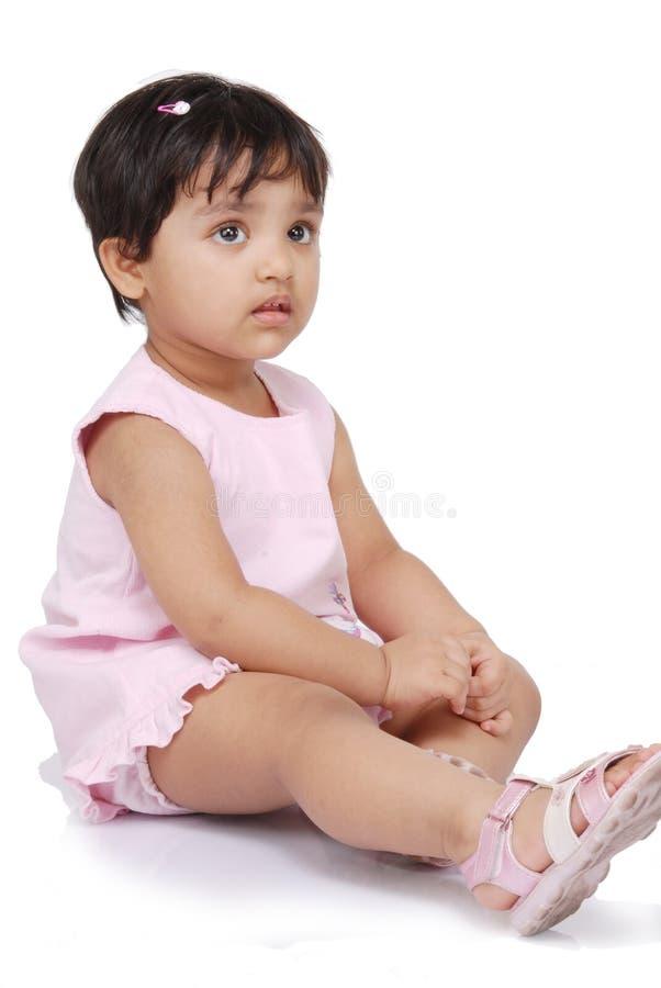 2 ou 3 années de bébé images stock