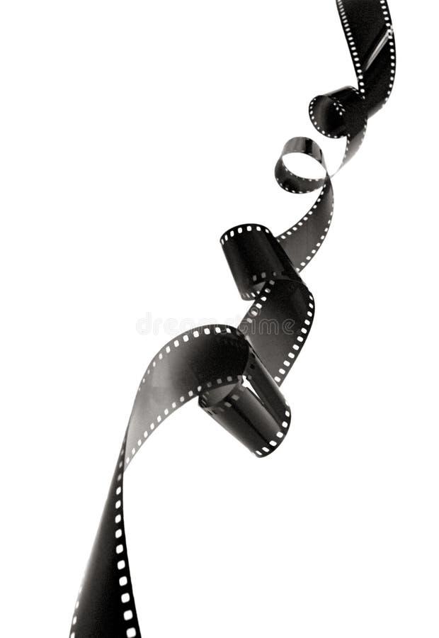 2 pasek filmowego zdjęcia stock