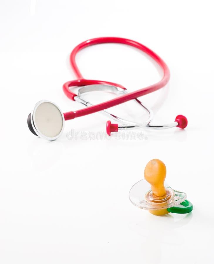 2 pediatryczny fotografia stock