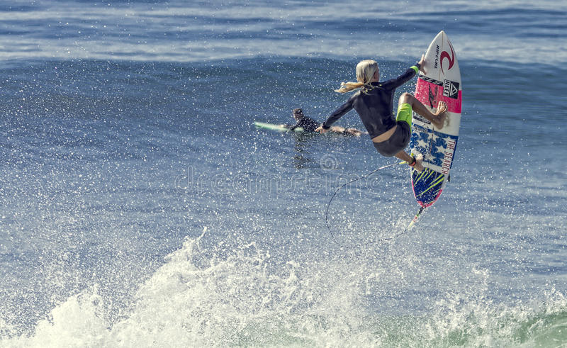 2 People Surfing During Daytime Free Public Domain Cc0 Image