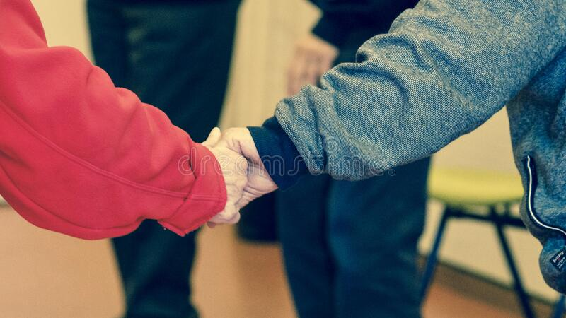 2 Persons Holding Their Hands Free Public Domain Cc0 Image