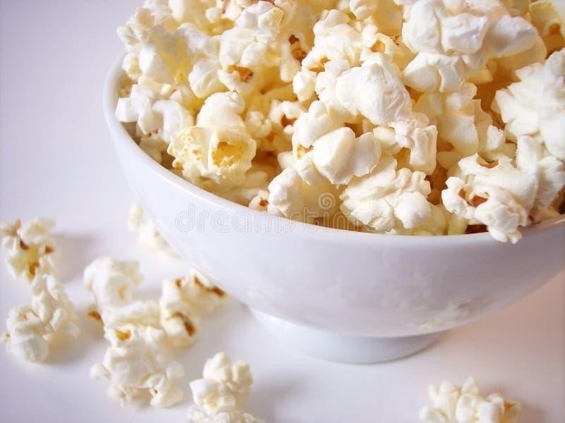 2 popcorn obrazy royalty free