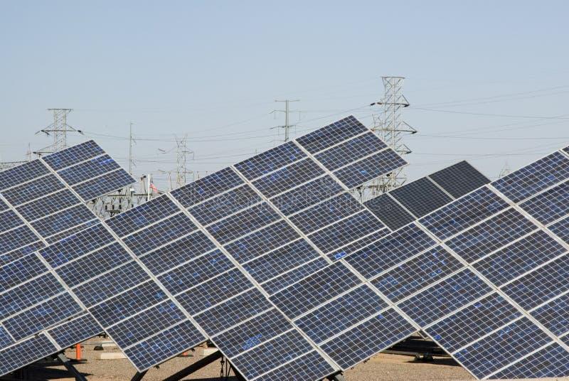 2 słoneczny ośrodek badawczy fotografia stock