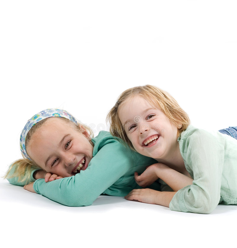 2 soeurs images stock