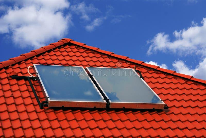 2 solari fotografia stock